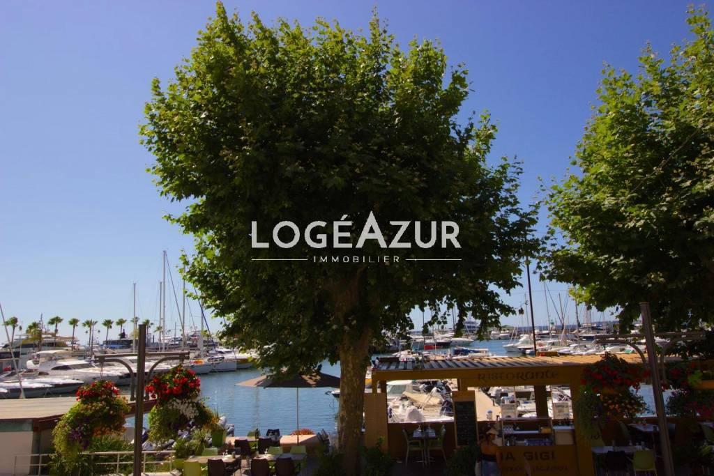 GOLFE-JUAN en Face aux Ports - Logement 4 Pers